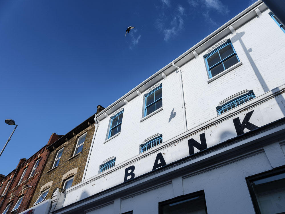 Walthamstow: OLD COOP BANK